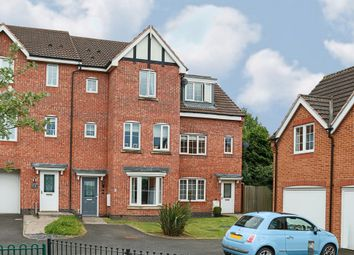 Thumbnail 4 bedroom terraced house for sale in Marlgrove Court, Marlbrook, Bromsgrove