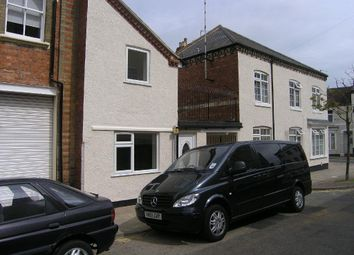 Thumbnail 1 bedroom terraced house for sale in Burns Street, Northampton