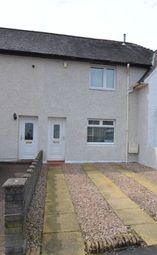 Thumbnail 2 bed terraced house for sale in Central Avenue, Kilbirnie