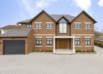 Thumbnail 7 bed detached house for sale in Parkstone Avenue, Emerson Park, Hornchurch