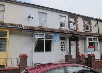 Thumbnail 1 bed property to rent in Broadway, Treforest, Pontypridd