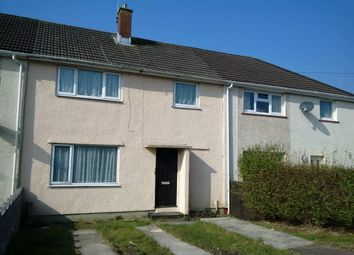Thumbnail 3 bed detached house to rent in Broughton Avenue, Blaen Y Maes, Swansea