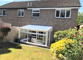 Thumbnail 1 bed end terrace house to rent in Clement Road, Chaddlewood, Plymouth