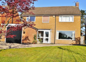 Thumbnail 4 bed detached house for sale in Grangefields Drive, Rothley, Leicestershire