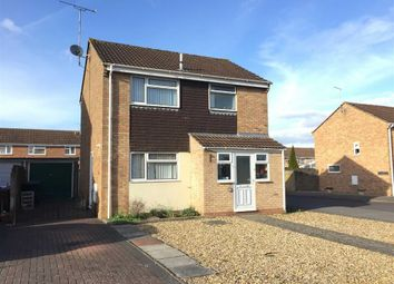 Thumbnail 3 bed detached house for sale in Page Close, Chippenham, Wiltshire