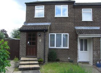 Thumbnail 2 bed property to rent in Saturn Close, Wokingham