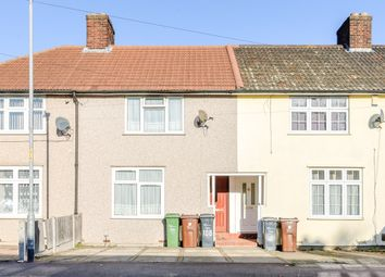Thumbnail 2 bed terraced house for sale in Vincent Road, Dagenham, London