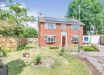 Thumbnail 4 bedroom detached house for sale in Chestnut Garth, Hemingbrough, Selby