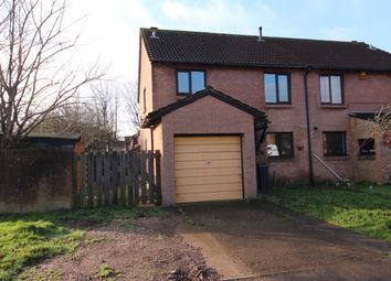 Thumbnail 4 bed semi-detached house to rent in Curlew Close, Stapleton, Bristol