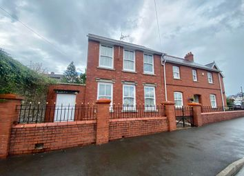 Thumbnail 6 bed semi-detached house for sale in Park Crescent, Abergavenny