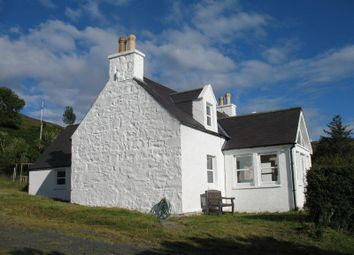 Thumbnail 4 bed detached house for sale in Achnacloich, Tarskavaig, Isle Of Skye