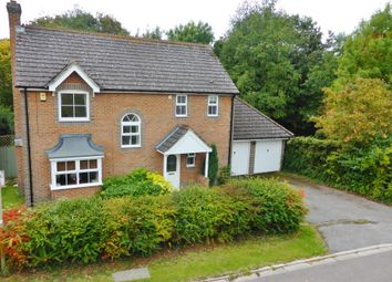 Thumbnail 4 bed detached house for sale in Bishops Orchard, East Hagbourne, Didcot