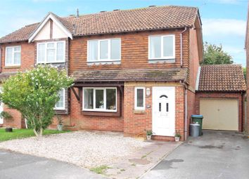 Thumbnail 3 bed semi-detached house for sale in Buttermere Way, Beaumont Park, Littlehampton, West Sussex