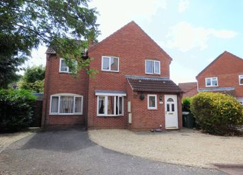 Thumbnail 4 bed detached house for sale in Millers Dyke, Quedgeley, Gloucester