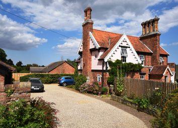 Thumbnail 4 bed detached house for sale in Main Road, Martlesham, Woodbridge