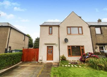 Thumbnail 3 bedroom end terrace house for sale in Provost Fraser Drive, Aberdeen