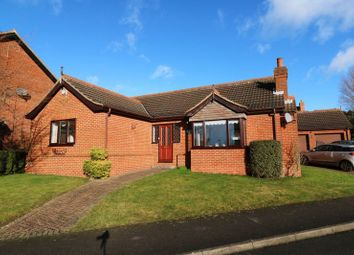 Thumbnail 2 bed bungalow for sale in Millfields Way, Barrow-Upon-Humber