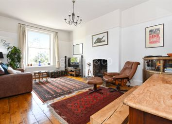 Thumbnail 1 bedroom flat to rent in Mount View Road, Crouch End, London
