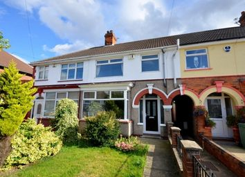 Thumbnail 3 bed terraced house to rent in Phyllis Avenue, Grimsby