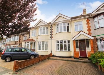 Thumbnail 3 bed terraced house for sale in Hamilton Avenue, Rise Park, Romford