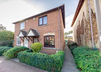 Thumbnail 2 bed semi-detached house for sale in Tunbridge Grove, Kents Hill, Milton Keynes