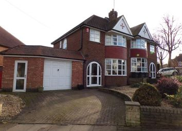 Thumbnail 3 bedroom semi-detached house for sale in Whitley Court Road, Quinton, Birmingham, West Midlands
