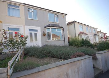 Thumbnail Semi-detached house to rent in Whiteway Road, St George, Bristol