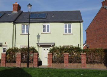 Mampitts Lane, Shaftesbury, Dorset SP7. 3 bed semi-detached house to rent