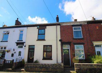 Thumbnail 2 bed terraced house for sale in Biddulph Road, Harriseahead, Stoke-On-Trent