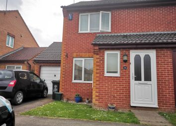 Thumbnail 2 bed semi-detached house for sale in Titty Ho, Raunds, Wellingborough