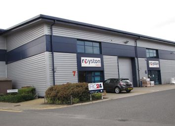 Thumbnail Light industrial for sale in Unit 7, Rear Of 24 Jarman Way, Royston, Herts