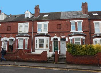 Thumbnail 7 bed terraced house for sale in Highfield Road, Doncaster