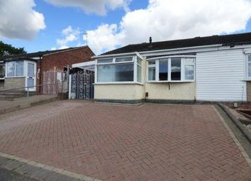 Thumbnail 2 bed bungalow for sale in Derwent, Tamworth, Staffordshire