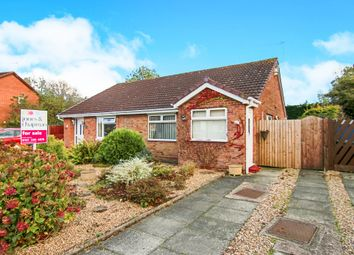 Thumbnail 2 bed semi-detached bungalow for sale in St Marks Crescent, Great Sutton, Ellesmere Port