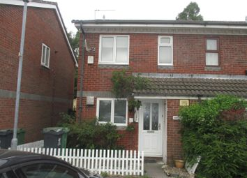 Thumbnail 2 bed semi-detached house to rent in Deri Close, Penylan, Cardiff