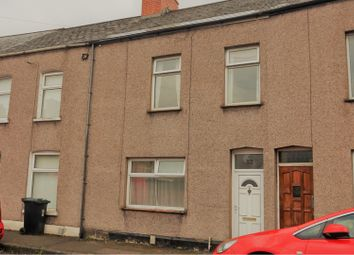 Thumbnail 3 bed terraced house for sale in Prince Street, Newport