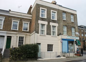 Thumbnail 2 bed duplex to rent in Leighton Road, Kentish Town