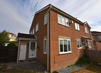 Thumbnail 1 bed town house to rent in Dowland Gardens, High Green, Sheffield