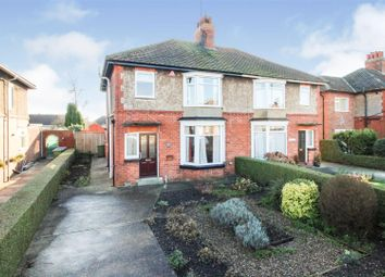 Thumbnail 3 bed semi-detached house for sale in Manorfield Road, Driffield