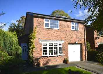 Thumbnail 4 bed detached house for sale in Glentworth Avenue, Oswestry