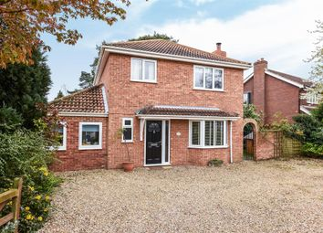 Thumbnail 4 bedroom detached house for sale in Barmby Road, Pocklington, York