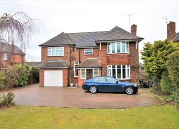 Thumbnail 4 bed detached house for sale in Cirencester Road, Brockworth, Gloucester