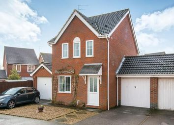 Thumbnail 3 bed link-detached house for sale in Dussindale, Norwich, Norfolk