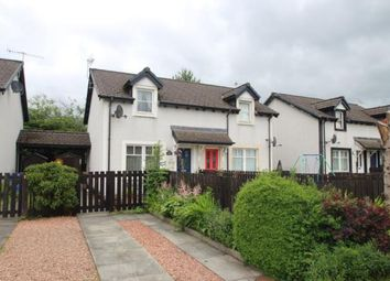 Thumbnail 2 bed semi-detached house for sale in Glengyle Place, Callander, Stirlingshire