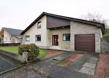 Thumbnail 4 bed bungalow for sale in Corsebar Avenue, Paisley