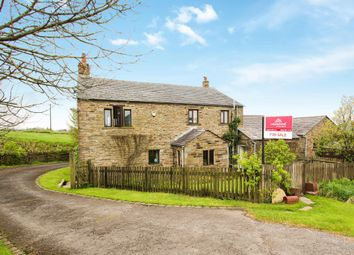 Thumbnail 4 bed detached house for sale in Cote Meadow Nook Farm, Carr Road, Water, Rossendale