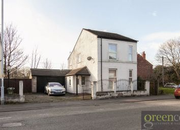 Thumbnail 3 bedroom detached house for sale in Gorton Road, Reddish, Stockport