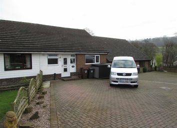 Thumbnail 3 bedroom semi-detached bungalow for sale in Hawthorn Close, Chinley, High Peak