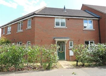 Thumbnail 3 bed terraced house for sale in Basil Drive, Downham Market