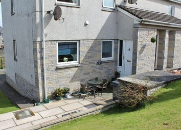 Thumbnail 1 bed flat for sale in 38 Jubilee Crescent, Stranraer